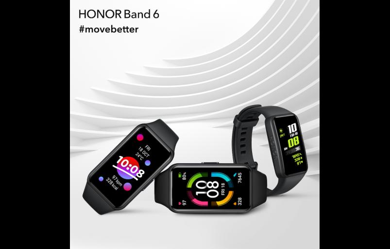 HONOR Band 6 je jeftiniji od pametnog sata – ali nudi mnogo više