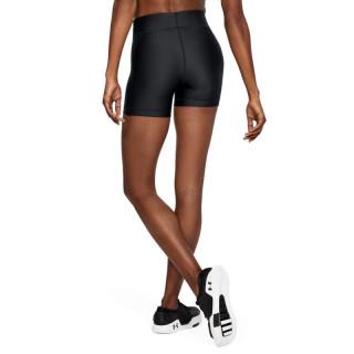 Women's HeatGear® Armour Shorts - Mid