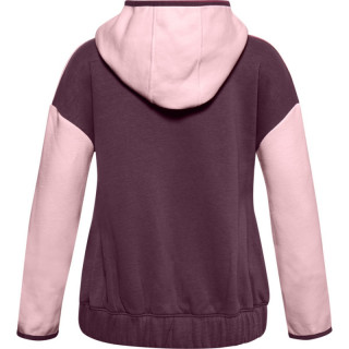 Girls' Project Rock Charged Cotton® Fleece Full Zip