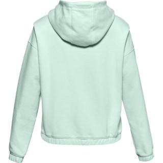Girls' UA Rival Fleece Full Zip Hoodie