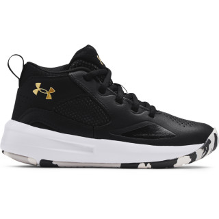 Boys' Pre-School UA Lockdown 5 Basketball Shoes