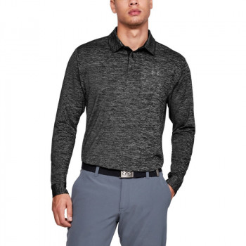 Men's UA Playoff 2.0 Long Sleeve Polo