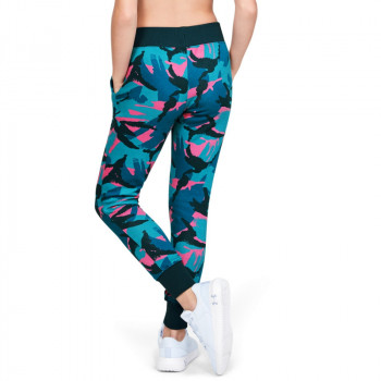 Girls' Rival Printed Joggers