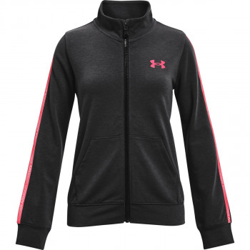 Girls' UA Rival Terry Taped Full Zip
