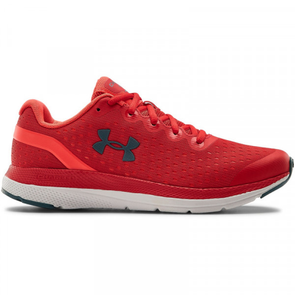 Girls' Grade School UA Charged Impulse Running Shoes