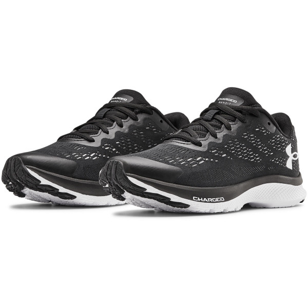 Boys' Grade School UA Charged Bandit 6 Running Shoes