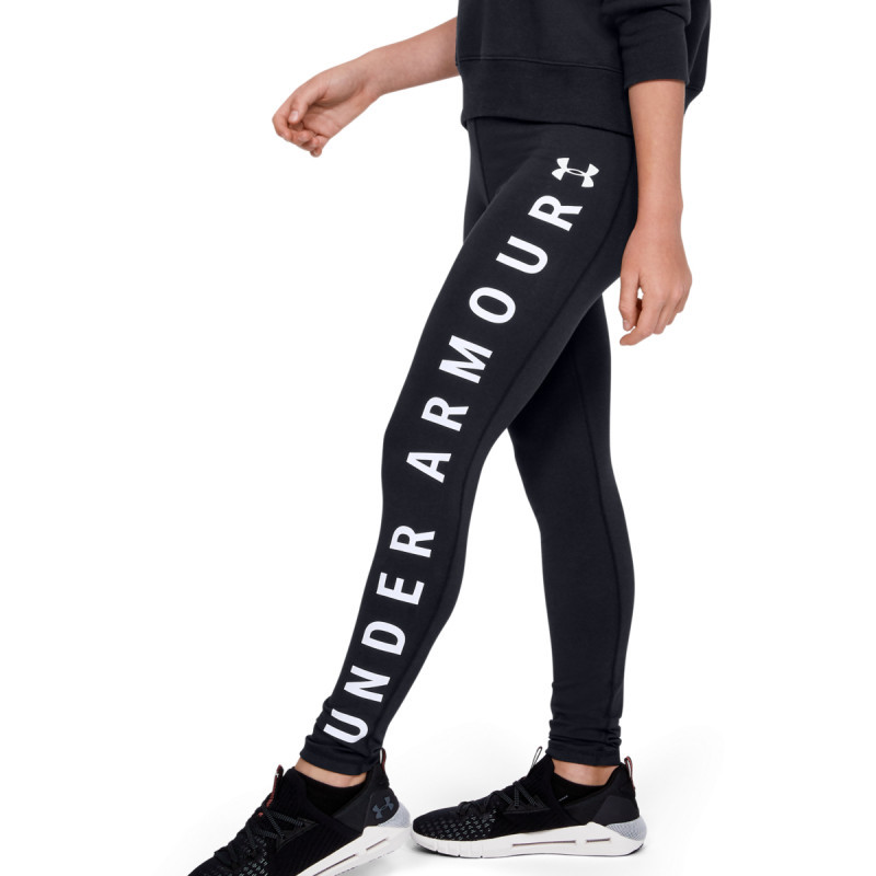 Girls' UA Sportstyle Branded Leggings