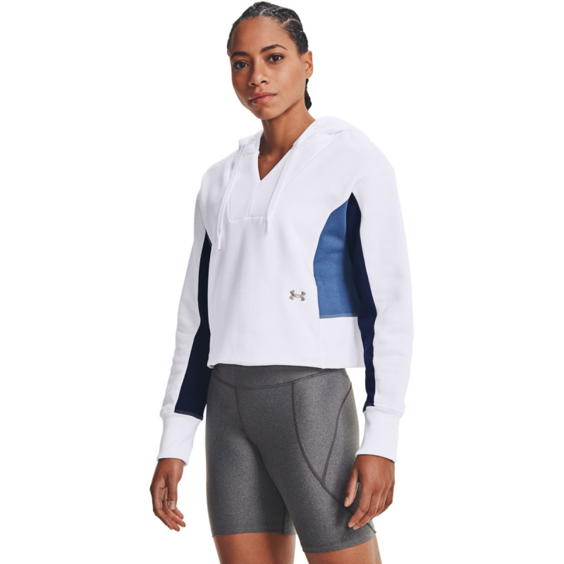 Women's UA Rival Fleece Embroidered Hoodie