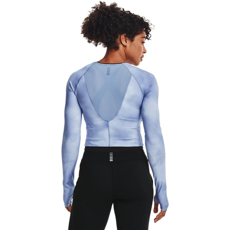 Women's UA Run Anywhere Cropped Long Sleeve