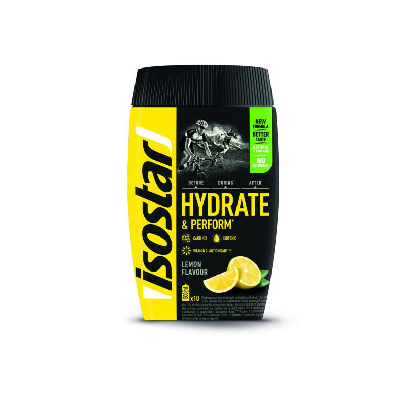 Isostar H&P Prašak Limun 400g