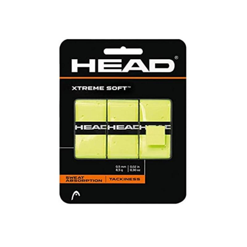 HEAD XtremeSoft Overgrips Yellow