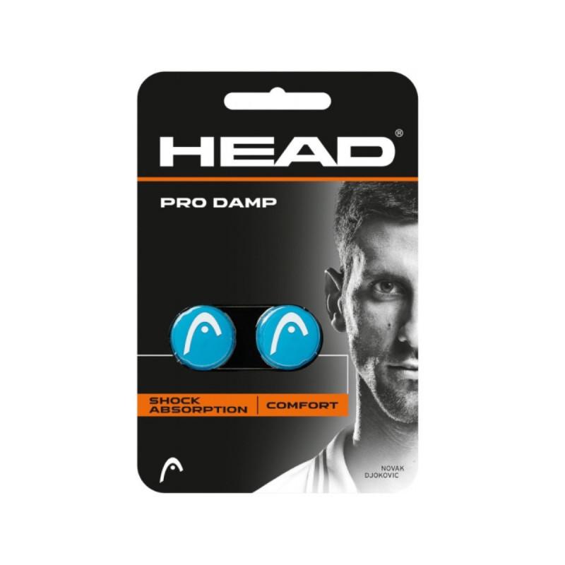 HEAD Pro Damp 2pk Blue