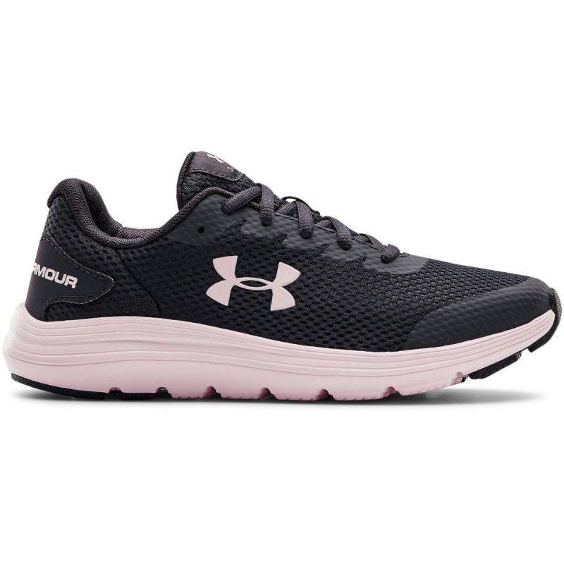 Girls' Grade School UA Surge 2 Running Shoes