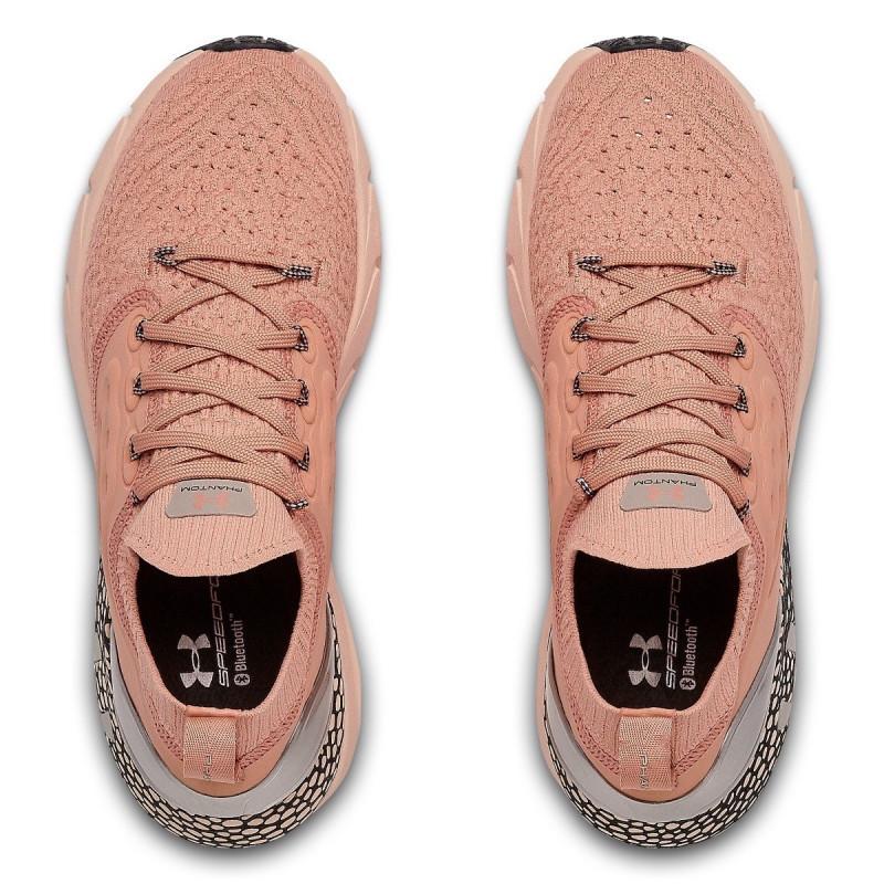 Women's UA HOVR Phantom 2 Metallic Running Shoes