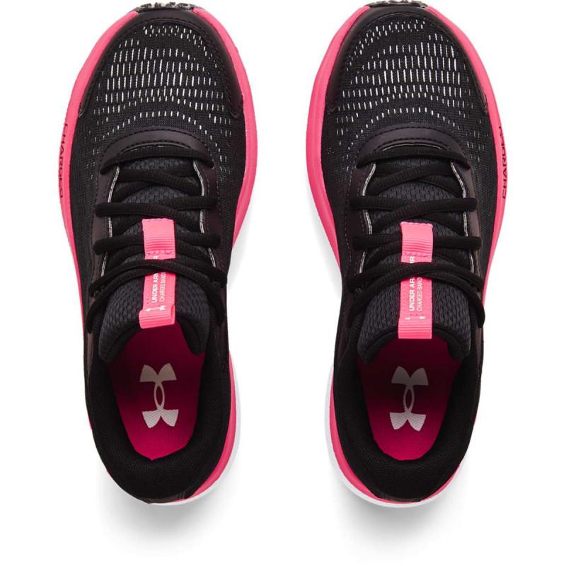 Girls' Grade School UA Charged Bandit 7 Running Shoes